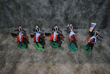 (c17) lot soldat cavalry cavalerie nordiste hong kong no timpo