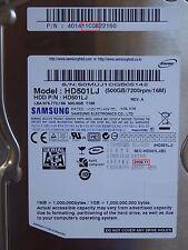 500GB Samsung HD501LJ | PN: ..11CQB.. | 2008.11 | PCB board OK #413-416
