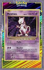 🌈Mewtwo Holo - XY12:Evolutions- 51/108 - Carte Pokemon Neuve Française
