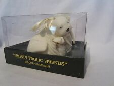 New Dept 56 Snowbabies Frosty Frolic Friends Walrus