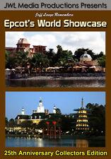 Walt Disney World Epcot World Showcase 2 DVD Set Maelstrom, Omnibus, Lagoon Show