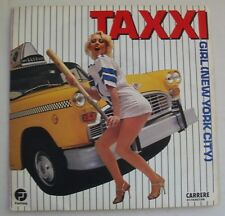 "TAXXI ""Girl (New york city)""  SP 7"" 45T.   FRANCE 1982. EXCELLENT"
