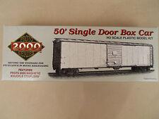 Ho Proto 2000 St Louis Southwestern Slsw #20051 50' Single Door Box Car Kit