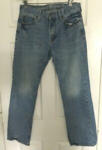 Men's American Eagle  Jeans  Size 33 x 31 Faded  Straight