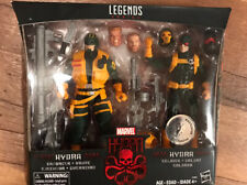 MARVEL LEGENDS TOYS R US EXCLUSIVE: HYDRA ENFORCER and HYDRA SOLDIER 2-PACK MIB