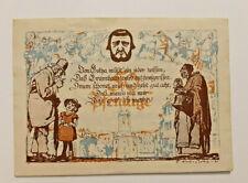 ILMENAU NOTGELD 10 25 20 50 PFENNIG 1921 EMERGENCY MONEY GERMANY 10281