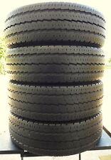 4 Stück - 225/75 R16 C CONTINENTAL VancoCamper - Sommerreifen 7,2mm! BUS! CAMPER