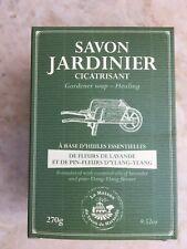 Jabón Savon de Marseille, francés, jardineros's jabón, jabón de regalo