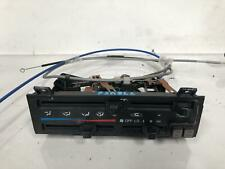Toyota Camry Heater & A/C Controls SV21 03/87-12/92 Genuine