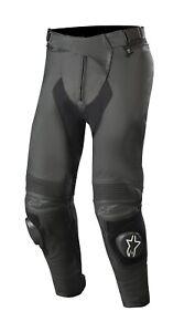 Alpinestars Missile V2 Airflow Men's Biker Trousers Sport Summer Leather Airy