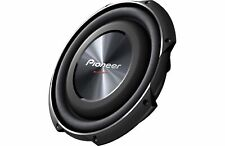 "Pioneer TS-SW3002S4 1500W 12"" TS Series Shallow Mount Single 4 ohm Subwoofer"