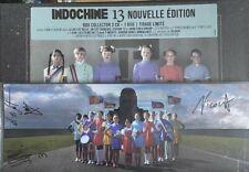 "INDOCHINE ""13"" COFFRET COLLECTOR 3CD+DVD INCLUANT CARTE POSTALE DÉDICACÉE NEUF"