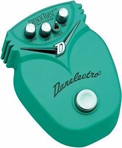 PEDALE DANELECTRO DJ13 FRENCH TOAST EFFETTO DISTORSORE OCTAVE DISTORTION VINTAGE
