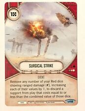 1X Surgical Strike (#112) -NM- Common Star Wars Destiny Awakenings Card