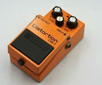 BOSS  DS-1 Distortion 1985 Vintage Guitar effect Pedal MIJ Free Express ship