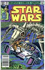 STAR WARS #69, VF+, Luke Skywalker,Darth Vader, 1977, more SW's in our store
