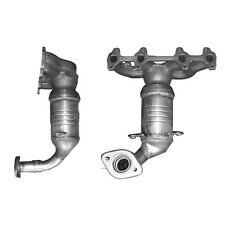 FORD FIESTA Catalytic Converter Exhaust Inc Fitting Kit 90999 1.3 3/1998-12/2000