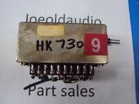 Harman Kardon 730 Original AM/FM Tuner. Tested. Parting Out Harman Kardon 730.