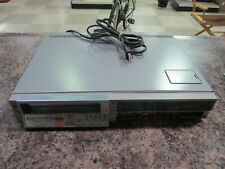 New listing Vintage Sony Betamax Video Cassette Recorder Sl-2500 Parts Only
