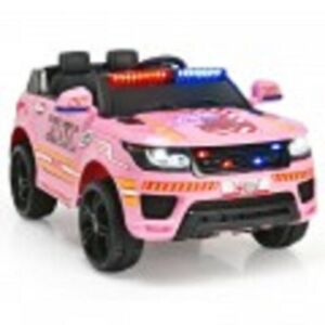 12V Kids Electric Bluetooth Ride On Car with Remote Control