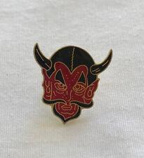 Biker Devil Tack Pin NEW Punk Rockabilly