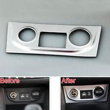 Interior Cigarette Cigar Lighter Switch Button Panel Cover Trim For IX25 2015