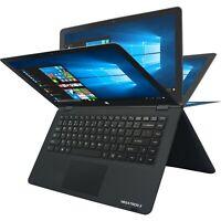 "iView Megatron II 14.1"" Convertible 2-in-1 Laptop, Windows 10, Intel Quad Core"