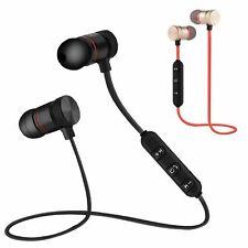 Deportes de Auriculares In-ear Inalámbrico Bluetooth 4.2 Auriculares Auriculares Estéreo con Micrófono
