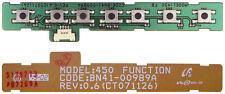 Bn41-00989a BEDIENTEILMODUL Tasten Board (knopf Button) für TV Samsung Le40a450