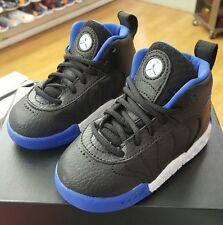 Jordan Jumpman Pro Bt Kids Shoes Size 8c Black Varsity Royal Colors Re
