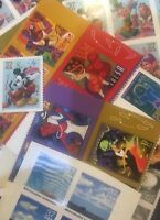 10 MNH  All Different 37 cent stamps