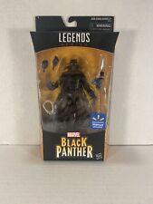 Hasbro Marvel Legends 6 Inch Black Panther Walmart Exclusive