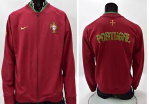 2006-08 Nike FPF Portugal Zip Sweatshirt Jacket SIZE 2XL-XXL (adults)