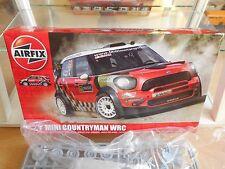 Model Kit Airfix Mini Countryman WRC on 1:32 in Box