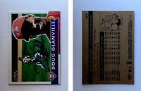 Doug Glanville Signed 2001 Fleer Tradition #167 Card Philadelphia Phillies Auto