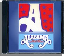 Alabama and Other Country Greats: Super Hits - New 12 Song Various Artists Cd!