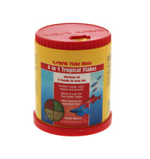 Sera Menu 4-in-1 Tropical Granules Fish Food 66g