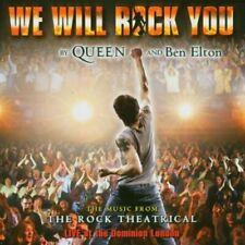 NEW CD We Will Rock You: Rock Theatrical / O.C.R by Queen and Ben Elton