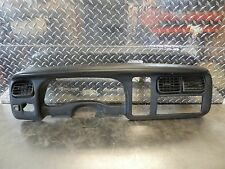 Dodge Dakota Durango Instrument Cluster Radio Dash Trim 1997 1998 1999 2000