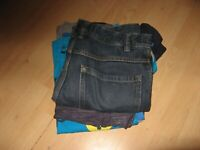 WORN ONCE BOYS CLOTHES BUNDLE NEXT CHINOS VEST SHORTS BOXERS PYJAMAS AGE 12-13