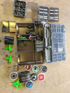Korda tackle box Fully Loaded Carp Fishing