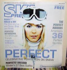 Ski Press World Magazine, West Edition, Winter 2005, Volume 4, No. 2