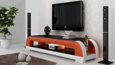 Rtv TV Sideboard Leather Glass Table Television Wardrobe Designer New TS1012
