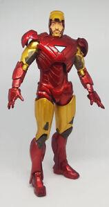 Marvel Select. Iron Man. Tony Stark. Diamond Select.