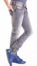 DIESEL THAVAR W32/L32 0841B scolorito Dirty Look Jeans Attillati 100% AUTENTICO