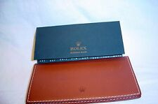 Original ROLEX Etui Addressbook          * NOS *