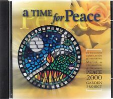 A Time For Peace: In Celebration Of World Peace 2000 Garden Project (cd)