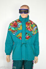 vintage retro FORMICULA SKI JACKET to fit mens M-L 176 80s 90s part suit