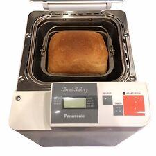 New listing Panasonic Sd-Bt10P Breadmaker with Manual, 1 lb Works Japan Bread Machine Bakery