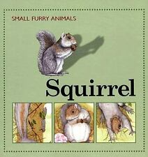 Squirrel (Small Furry Animals)-ExLibrary